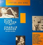 STAN KENTON Stan Kenton Orchestra : Kenton And Bird album cover