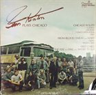 STAN KENTON Stan Kenton Plays Chicago album cover