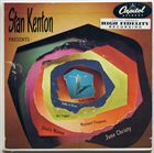 STAN KENTON Stan Kenton Presents album cover