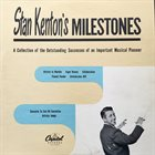 STAN KENTON Stan Kenton's Milestones album cover