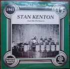 STAN KENTON The Uncollected Stan Kenton And His Orchestra 1941 album cover