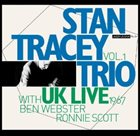 STAN TRACEY UK Live – Vol. 1 album cover