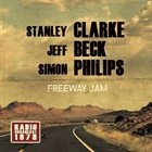 STANLEY CLARKE Freeway Jam Radio Broadcast 1978 album cover