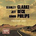 STANLEY CLARKE Freeway Jam Radio Broadcast 1978 album cover