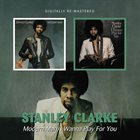 STANLEY CLARKE Modern Man / I Wanna Play For You album cover