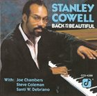 STANLEY COWELL Back To Be Beatiful album cover