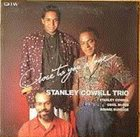STANLEY COWELL Close To You Alone album cover