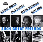STANLEY COWELL Such Great Friends album cover