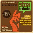 STEFAN PASBORG Stax Tribute album cover
