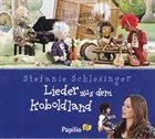 STEFANIE SCHLESINGER Lieder aus dem Koboldland album cover