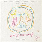 STEFANIE SCHLESINGER Stefanie Schlesinger & Wolfgang Lackerschmid : Herzschmerz - Lüpertzlieder album cover