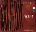 STEFANO BATTAGLIA Atem album cover