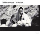 STEFANO BATTAGLIA Re: Pasolini album cover