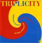 STEFANO BATTAGLIA Triplicity album cover