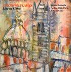STEFANO BATTAGLIA Unknown Flames - Live In Siena album cover