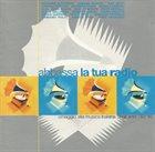 STEFANO BOLLANI Abbassa la tua radio album cover