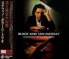 STEFANO BOLLANI Black and Tan Fantasy album cover