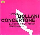 STEFANO BOLLANI Concertone (with  Orchestra Della Toscana & Paolo Silvestri) album cover