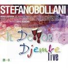 STEFANO BOLLANI Il Dottor Djembe Live album cover