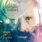 STEFANO BOLLANI Sheik Yer Zappa album cover