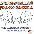 STEFANO BOLLANI The Macerata Concert (with Franco D'Andrea) album cover