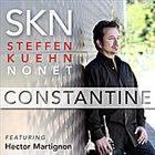 STEFFEN KUEHN Constantine (feat. Hector Martignon) album cover