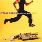 STEFON HARRIS Black Action Figure album cover