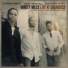 STEFON HARRIS Live at Cubadisco album cover