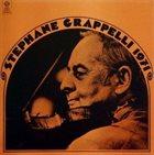 STÉPHANE GRAPPELLI 1971 album cover