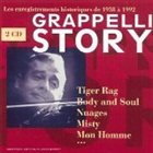STÉPHANE GRAPPELLI Grappelli Story album cover