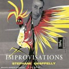 STÉPHANE GRAPPELLI Jazz in Paris: Improvisations Album Cover