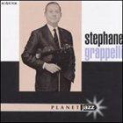 STÉPHANE GRAPPELLI Planet Jazz: Stéphane Grappelli album cover