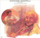 STÉPHANE GRAPPELLI Stephanova album cover