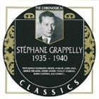 STÉPHANE GRAPPELLI The Chronological Classics: Stéphane Grappelli 1935-1940 album cover