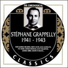 STÉPHANE GRAPPELLI The Chronological Classics: Stéphane Grappelly 1941-1943 album cover
