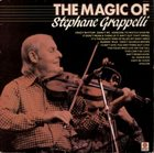 STÉPHANE GRAPPELLI The Magic Of Stephane Grappelli album cover