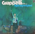 STÉPHANE GRAPPELLI Tiger Rag Revisited album cover