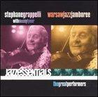 STÉPHANE GRAPPELLI Warsaw Jazz Jamboree album cover