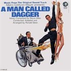 STEVE ALLEN A Man Called Dagger album cover