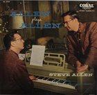 STEVE ALLEN Allen Plays Allen album cover