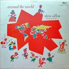 STEVE ALLEN Around the World album cover