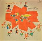 STEVE ALLEN Around the World album cover