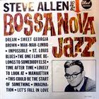 STEVE ALLEN Bossa Nova Jazz album cover