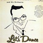 STEVE ALLEN Let's Dance album cover