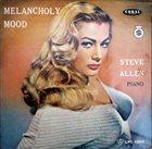 STEVE ALLEN Melancholy Mood album cover