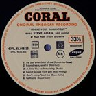 STEVE ALLEN Rendez-Vous Romantique (with Neal Hefti) album cover