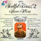 STEVE ALLEN Soulful Brass #2 album cover