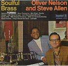 STEVE ALLEN Soulful Brass album cover