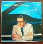 STEVE ALLEN Steve Allen Plays album cover