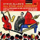 STEVE ALLEN Steve Allen's All Star Jazz Concert Vol. 1 album cover